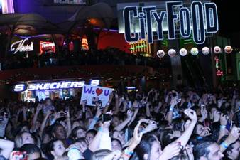 CityWalk - Justin Bieber - My World - CD Launch Party