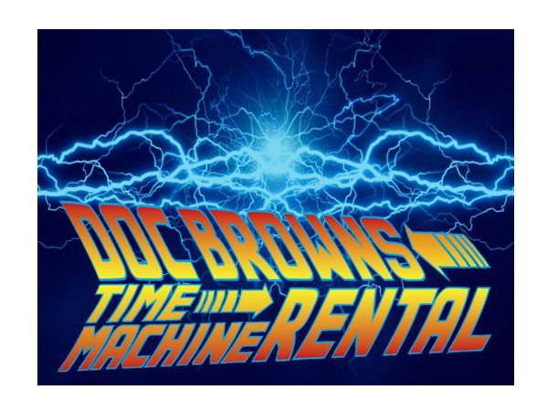 Nicolette A. Munoz Consulting - Doc Browns Time Machine Rental